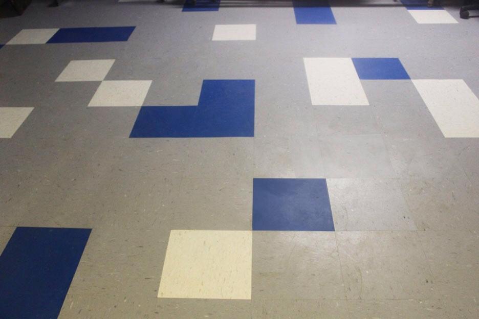 Random Pattern Vinyl Tile Joy Studio Design Gallery