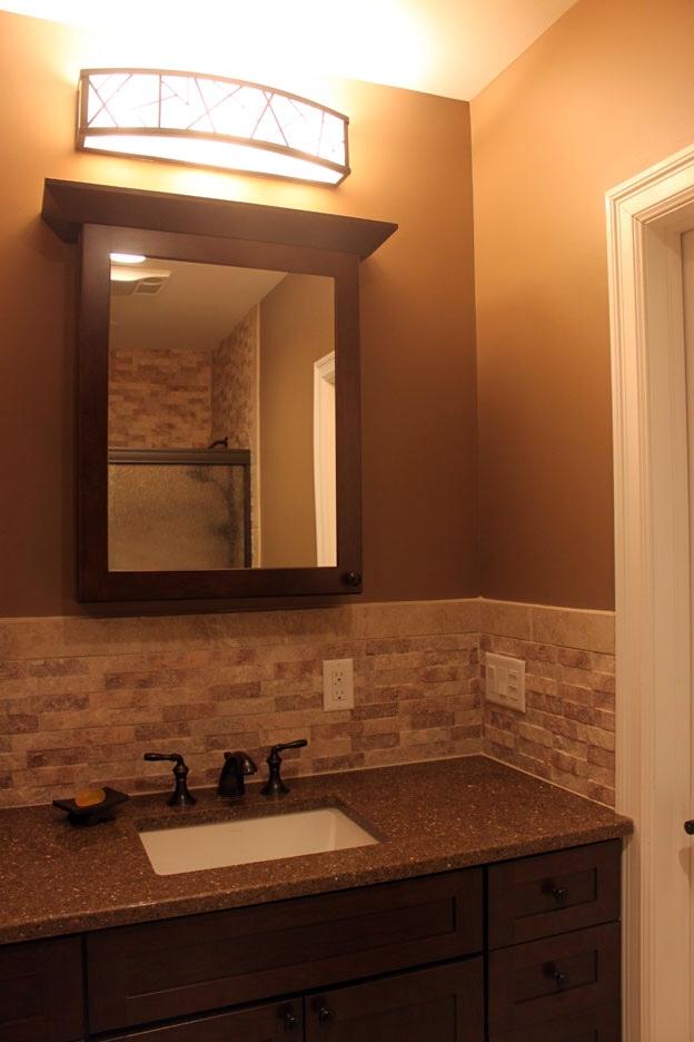 A Color Palette For a New House (Part IV) More Bathrooms ...