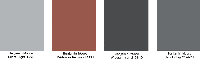 Talk about 50 shades of grey miriam stern color for Sophisticated color palette