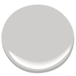 Benjamin Moore Cement Gray